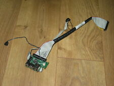Dell Optiplex 745 SFF Audio USB Front I/O Control Panel UF888 CN-0UF888 w/ Cable