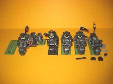 Warhammer 40k - Space Marines - 4x Bikes + Attack Bike - Trike
