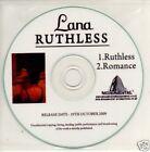 (996T) Lana, Ruthless / Romance - DJ CD