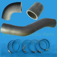 Land Rover Discovery 300 TDi Intercooler Turbo Hose & Stainless Steel Clamp Kit