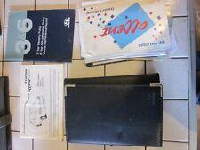 Hyundai Accent MK1 1995/1996/1997/98/99/2000 Owners Manual & Bookpack inc Wallet