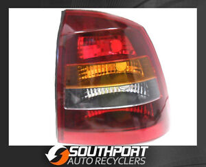 HOLDEN TS ASTRA CONVERTIBLE TAIL LIGHT TINTED RIGHT