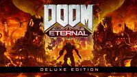DOOM Eternal Deluxe Edition STEAM PC LIFETIME ACCESS