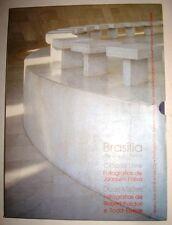 BRASILIA 2 BOOKS BRASILIA: DE 0 A 40 ANOS & CICADE LIVRE 2000 SLIPCASED