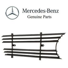 Mercedes R107 350SL Front Passenger Right Grille Screen Genuine 107 888 16 23