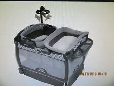 Graco Pack & Play, Includes Infant Bassinet, Diaper Changer -Pick Up Only