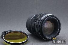 Zenitar-M 50mm 1:1.7 M42 Objektiv Lens Digital adaptiert Sony NEX E-Mount