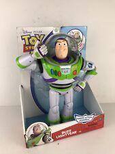 "NEW Disney Buzz Lightyear 12"" Pixar Toy Story 3 Karate Poseable Action Figure"