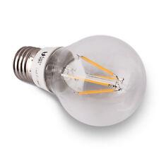 LAMPADA LAMPADINA LED BULB A60 4W E27 230V WARM WHITE FILAMENTI