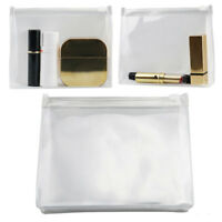 New Transparent Mini Makeup Toiletry Bag Clear makeup Holder Bag PVC Small Pouch