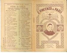 SAN VINCENZO DE PAOLI_Brevi cenni_illustrato_1931 L.I.C.E.
