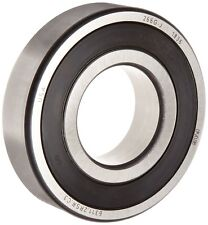 FAG 6313-2RSR-C3 Deep Groove Ball Bearing,  Steel Cage, C3 Clearance, 65mm