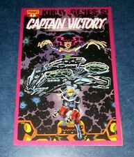 KIRBY GENESIS CAPTAIN VICTORY #1 1:10 OEMING variant DYNAMITE COMIC 2011