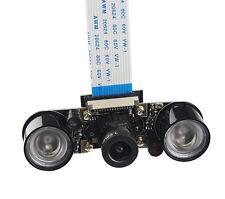 NEW Raspberry Pi IR-CUT Night Vision Camera Module Better Image in Day &Night