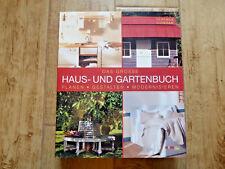 Das große Haus- und Gartenbuch Planen Gestalten Modernisieren v. Terence Conran