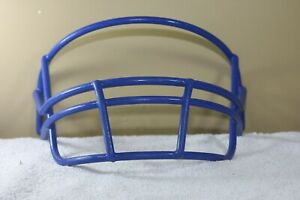 Schutt Game Football Helmet Facemask face guard OPO Lions used Barry Sanders 80