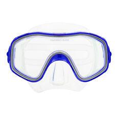 Kinder Taucherbrille SALVAS Smile Schnorchelbrille Tauchmaske -Made in Italy-