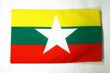 2x3 Myanmar Burma Flag 2'x3' House Banner Grommets