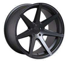 Rohana RC7 19x9.5 5x112 ET33 Matte Graphite Wheels Rims Fit Audi TT Q5