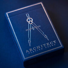 Architect Playing Cards Deck Brand New Sealed