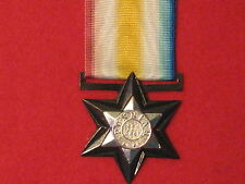 FULL SIZE GWALIOR STAR PUNNIAR MEDAL MUSEUM COPY MEDAL AND RIBBON