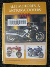de Alk Book Alle Motoren & Motorscooters 2003 Ruud Vos (Nederlands) #421 ex-bib