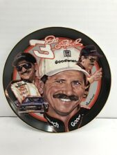 The Hamilton Collection Plate ~ Dale Earnhardt ~ The Man in Black