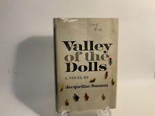 Valley of the Dolls Jacqueline Susann 1966 Vintage 1st ed Facsimile Bce Hc Dj
