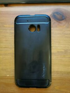 HTC 10 Case - SPIGEN Rugged Armor - Black (Used)