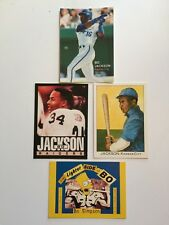 ODDBALL CARDS :  Bo Jackson lot.......