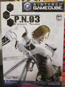 PN03 PN 03 Product Number 3 (2003) New Factory Sealed Japan Gamecube GC Import