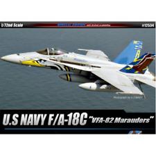 Academy 1/72 F/a-18c US Navy Vfa-82 Marauders 12534