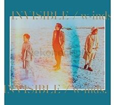 W-Inds. - Invisible: Deluxe Version A [New CD] Oversize Item Spilt, Wi