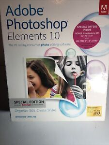 Adobe Photoshop Elements 10 Costco Special Edition