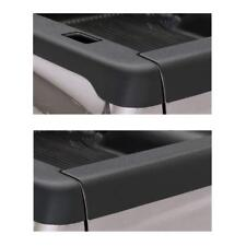 "Bushwacker OE Style Bed Rail Caps & Tailgate Cap for Chevy Silverado 78"" Bed"