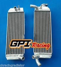 L&R aluminum/alloy radiator Honda XR650R 2000-2007 2001 2002 2003 2004 2005 2006