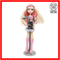 Monster High Doll Viperine Gorgon Hauntlywood Frights Camera Action NO STAND