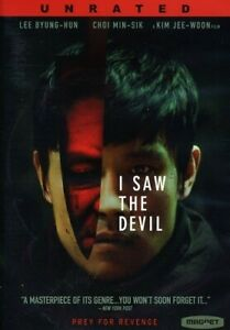 I SAW THE DEVIL (WS) NEW DVD