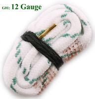 NEW Bore Snake Gun Cleaning 12 Gauge fit Shotgun cleaner 12GA Boresnake Hunting