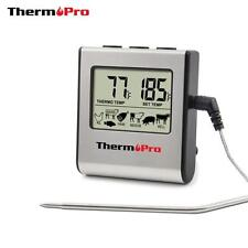 ThermoPro TP-16 LCD Digital Cooking Kitchen Food Meat Thermometer for Grill Oven