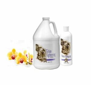 #1 All Systems Pure White Lightening Shampoo For Whitening Light Colors