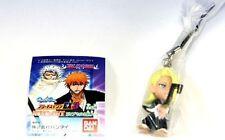 Bandai Bleach EX Part 3 Phone Strap Mascot Swing Figure Kira