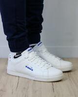 Diadora Scarpe Sportive Sneakers Sportswear lifestyle IMPULSE I Bianco Blue