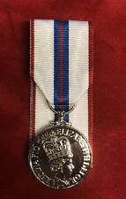 1977 Queen Elizabeth Silver Jubilee Medal Full Size Replacement