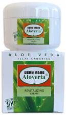 Aloveria ® REVITALIZING CREMA. rivitalizzazione viso cura con 30% ALOE VERA