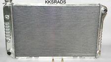 KKS MOTORSPORTS 3 ROW ALUMINUM RADIATOR 1980-91 FORD LTD GRAND MARQUIS CROWN VIC