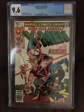 X-Men Annual King-size #3 CGC 9.6  White pages  Looks better!