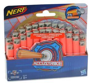 Nerf N-Strike Munition treffsicher präzise treffgenau Elite Accustrike 102277