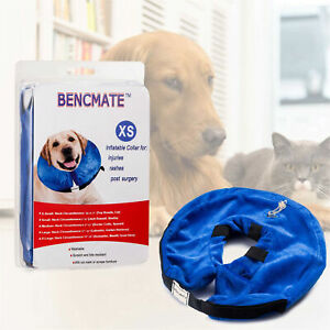 Inflatable Collar For Dogs Cats Soft Pet Recovery Collar Will Not Block Eyesight