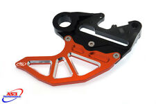KTM 125 150 250 350 450 SX SXF 2013-2017 REAR BRAKE DISC GUARD & CALIPER MOUNT